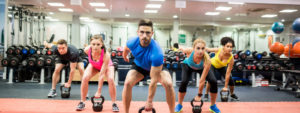 Group Fitness, Training, FITx at Island Gym